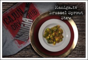 Brussel Sprout Stew