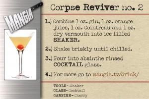 Mangia Corpse Reviver no.2