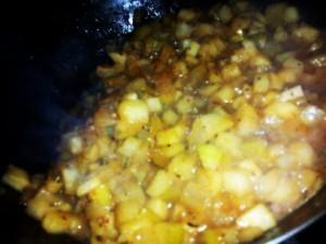 Mashed Potato Pancakes w Mangia Apple Chutney 2