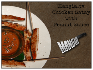 Picture of Satay Recipe